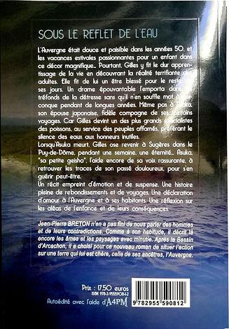 Sous le reflet de l'eau