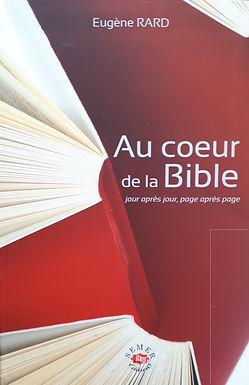 AU COEUR DE LA BIBLE