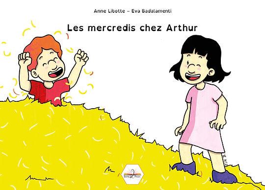 «Tous les mercredis, après l'école, Juliette retourne chez son ami Arthur. Ils habitent le même village et chez Arthur, il se passe toujours quelque chose…»  Un album adapté aux enfants dyslexiques ou en difficultés d'apprentissage de la lecture.
