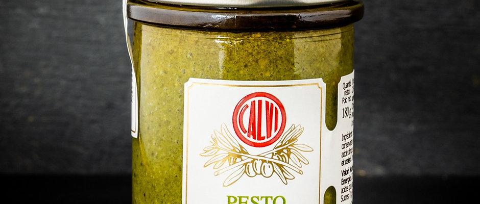 Pesto di basilico Genovese D.O.P. originale
