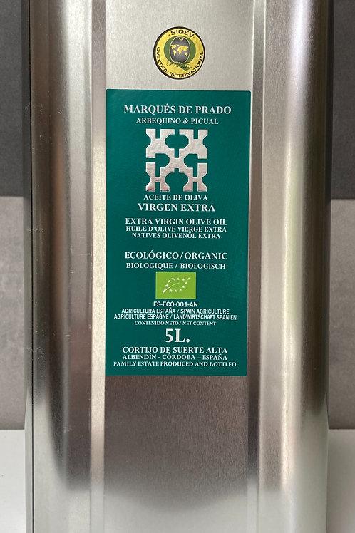 Marques de Prado BIO extra vierge olijfolie