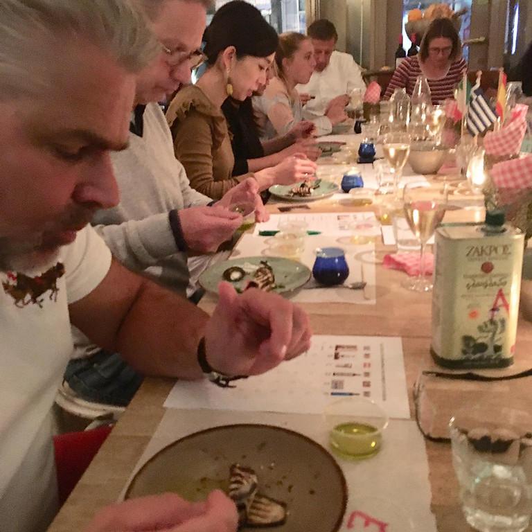 olijfolieproeverij/workshop op lokatie of bij u thuis