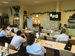 workshop 4e jaars studenten