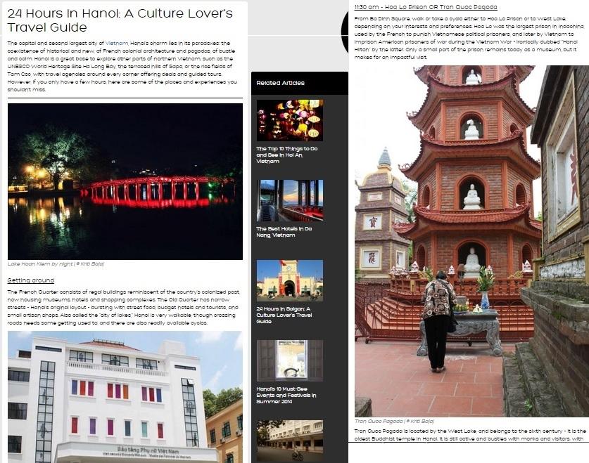 The Culture Trip, 2015