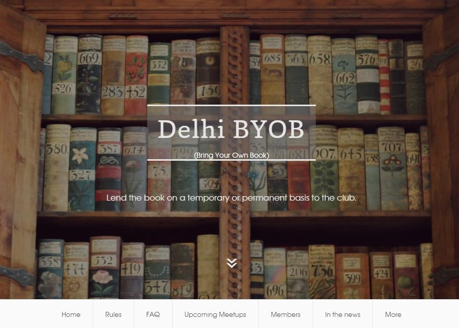 Delhi BYOB, 2015