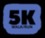 5K walk run