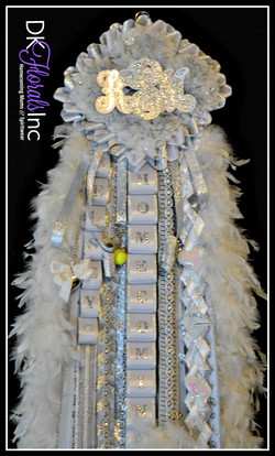 Senior Quad Homecoming Mum