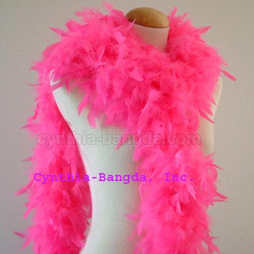 Hot Pink Boa 65g