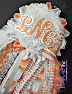 Mega Single Homecoming Mum