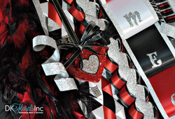 Braswell Drill Team Homecoming Mum