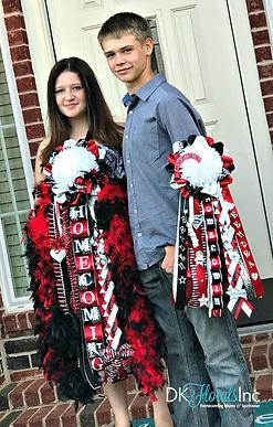 Martin High School Homecoming Mum