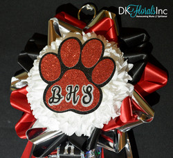 Braswell Homecoming Garter
