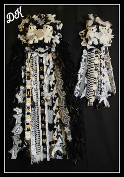 Sweetheart Homecoming Mums