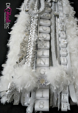 Senior Homecoming Mum Details
