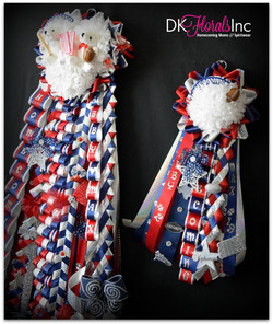 Sweetheart Homecoming Mum Set