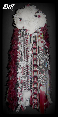 Deluxe Quad Homecoming Mum