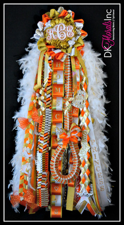 Single The Works Homecoming Mum