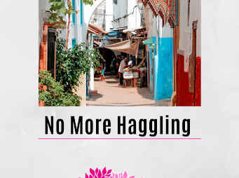 No More Haggling!