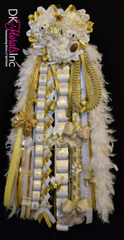 Triple Elite Homecoming Mum