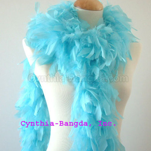 Aqua Blue Boa 65g (closes to Tiffany Blue)