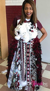 Killeen High School Homecoming Mum