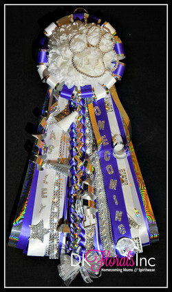 Pee Wee Homecoming Mum