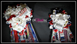 Triple Homecoming Mum Set