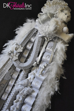 Double Elite Homecoming Mums