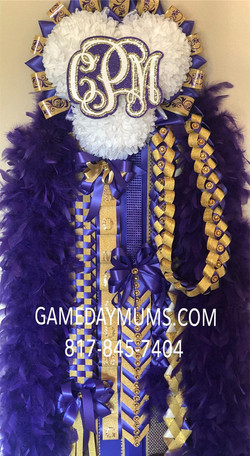Game Day Mums