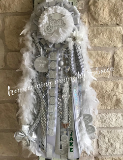 Homecoming Mums By Rebecca
