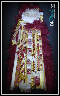 Single Mega Homecoming Mum