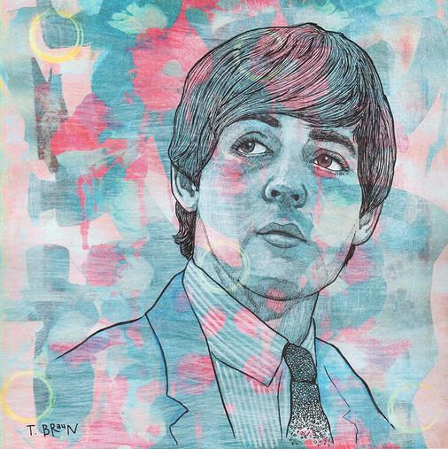 PAUL McCARTNEY - I`VE JUST SEEN A FACE
