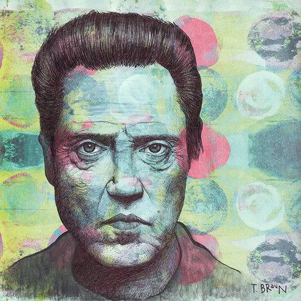 CHRISTOPHER WALKEN - I DON'T NEED TO BE MADE TO LOOK EVIL, I CAN DO THAT ON MY OWN