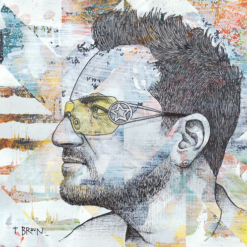 BONO - I STILL HAVEN'T FOUND WHAT I'M LOOKING FOR