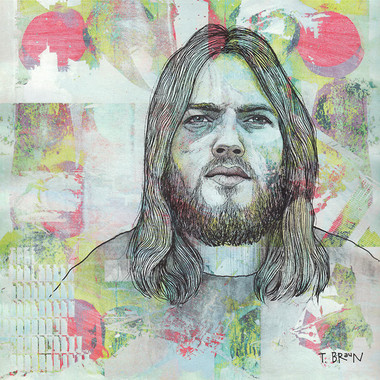 DAVID GILMOUR - IS THERE ANYBODY OUT THERE?