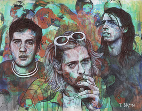 NIRVANA - OUR LITTLE GROUP HAS ALWAYS BEEN AND ALWAYS WILL UNTIL THE END