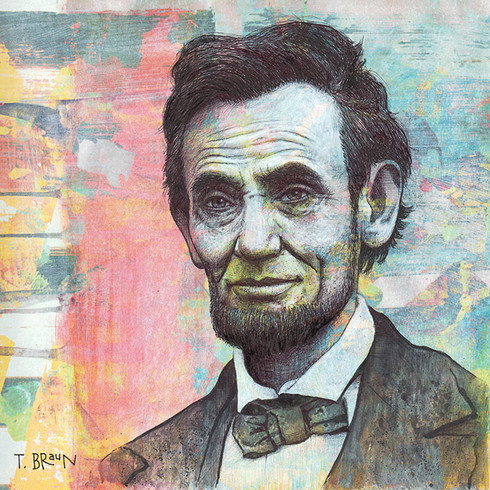 LINCOLN - THE GREAT EMANCIPATOR