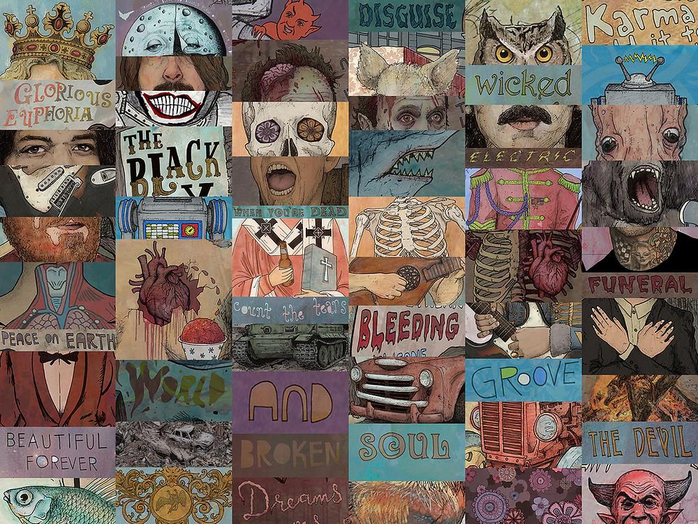 Freaks Of Music Unite