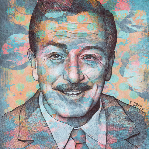 WALT DISNEY - IF YOU CAN DREAM IT, YOU CAN DO IT