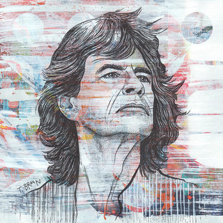 MICK JAGGER - I CAN'T GET NO SATISFACTION