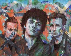 GREEN DAY - FATHERS OF ALL INSOMNIACS, NIMRODS & IDIOTS