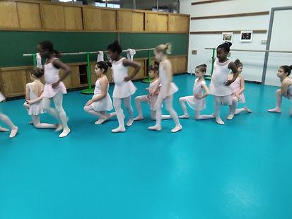 Danse Préparatoires