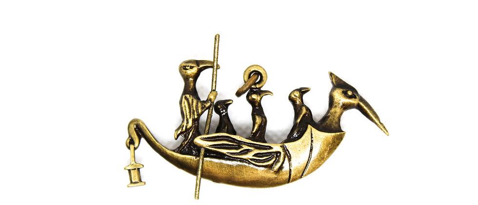 Dije Barca de las Grullas