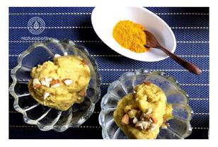 Vegan Turmeric Sorbet