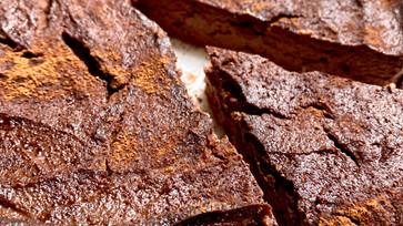 Cocoa Coconut Tofu Cake (vegan & gluten-free)