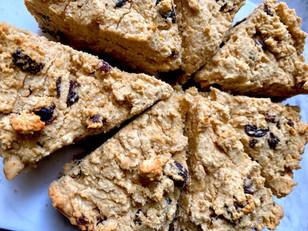 Gluten-free soda bread cake