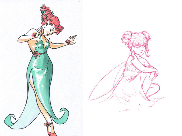 More Anya variations