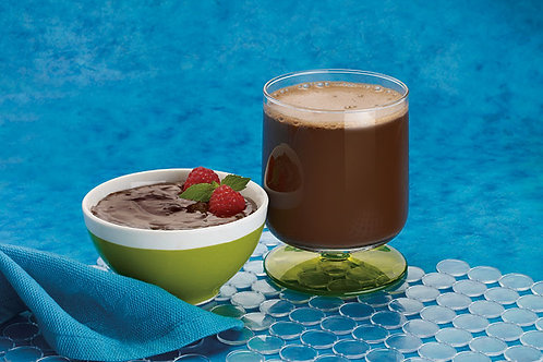 Chocolate Pudding Shake