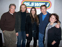 Stacy at WPLJ