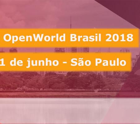 Oracle debaterá tecnologias transformadoras em evento gratuito no Brasil.